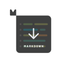 Logo for Markdown Extensions for Confluence